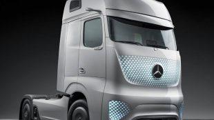 Autonomiczne ciężarowki